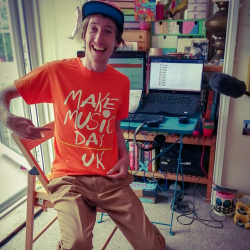 Get your Make Music Day merchandise now…