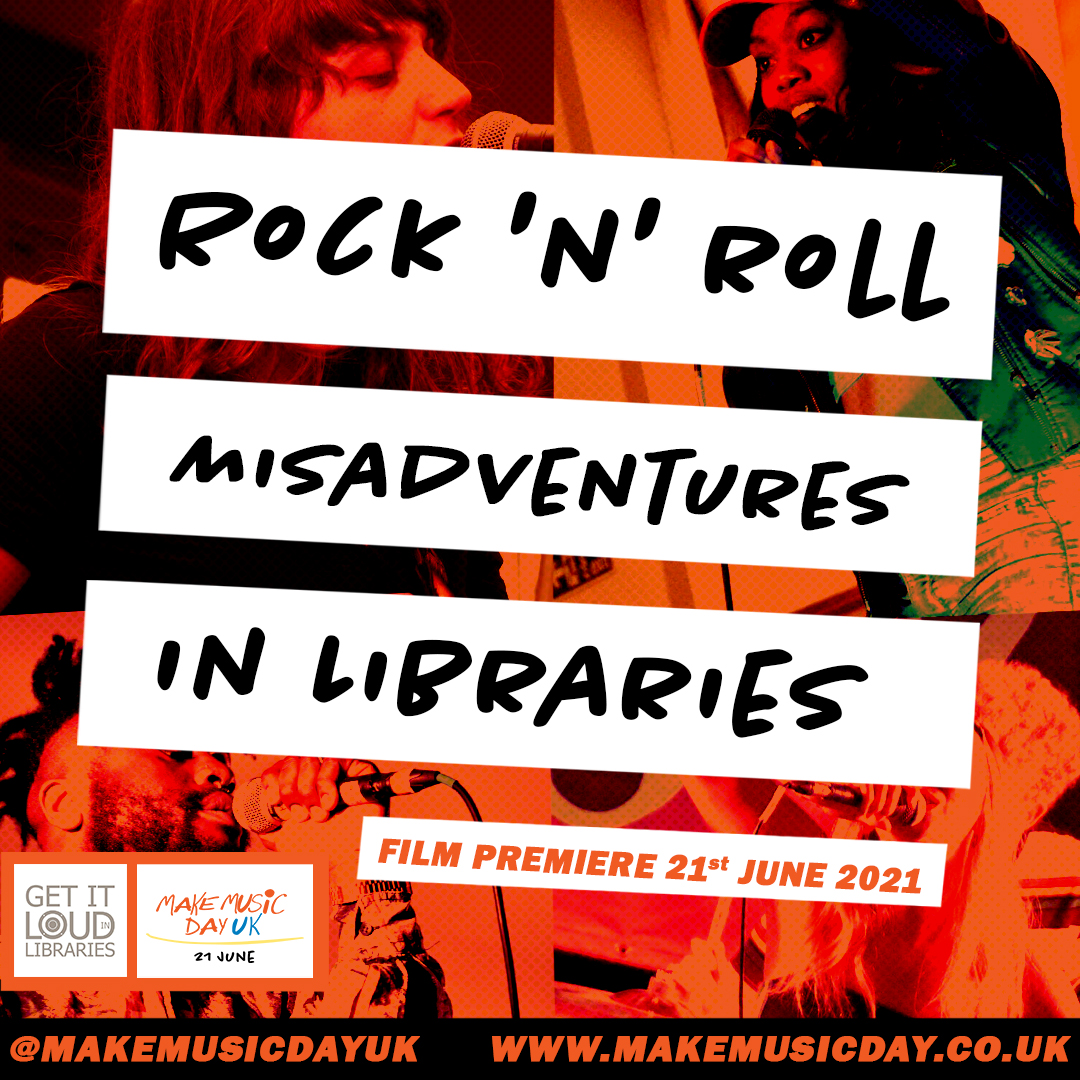 Read more about the article Get It Loud In Libraries