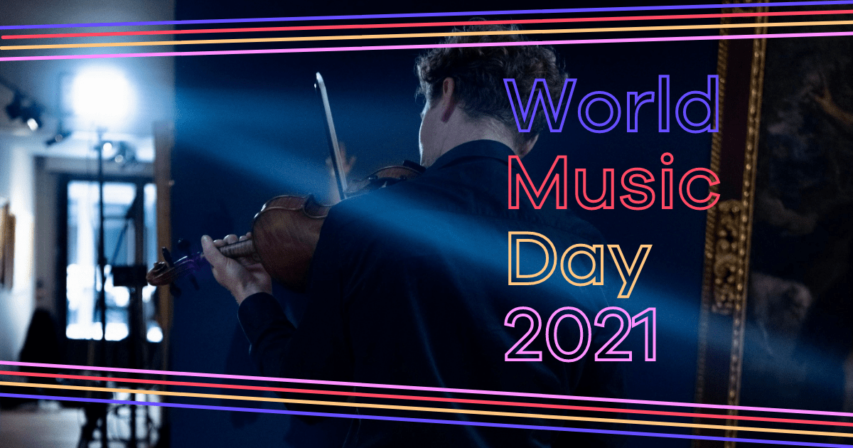 OnJam – Celebrating World Music Day